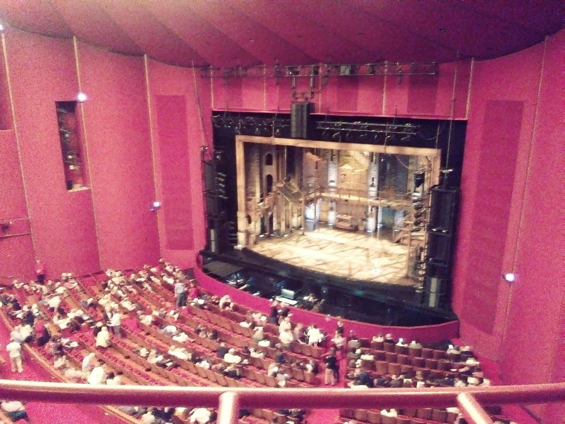 The Kennedy Center Opera House Secção Tier 2 Fila A Lugar 134