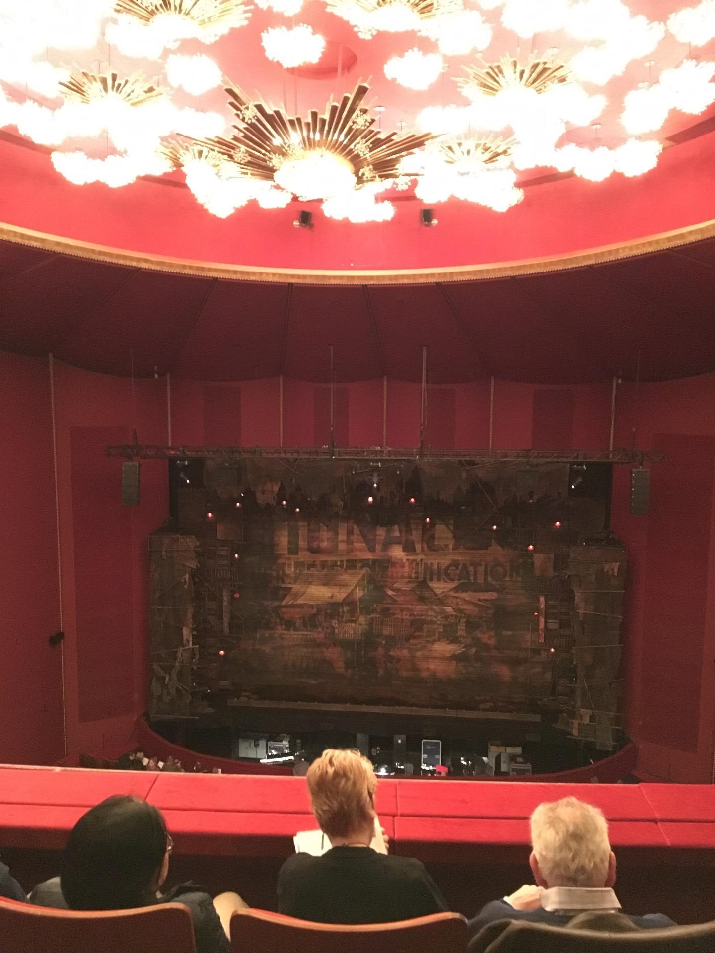 The Kennedy Center Opera House Secção Tier 2 Fila C Lugar 205