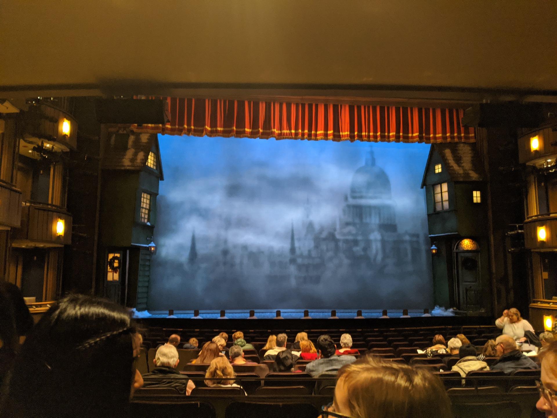 Goodman Theatre - Albert Theatre Secção Aisle 3 Fila P Lugar 23