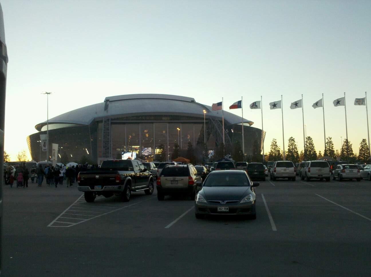 AT&T Stadium Secção Entry C
