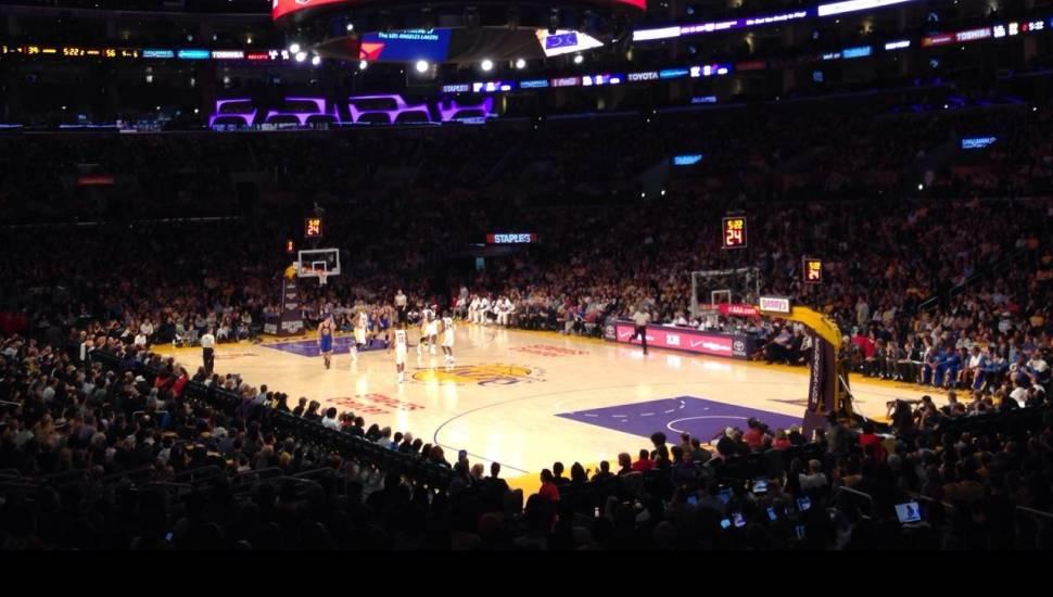 Staples Center,
