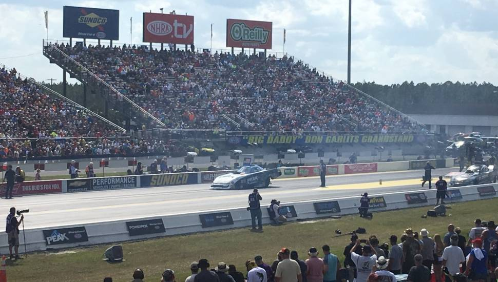 Gainesville Raceway,  Secção <strong>228</strong>, Fila <strong>8</strong>, Lugar <strong>7</strong>