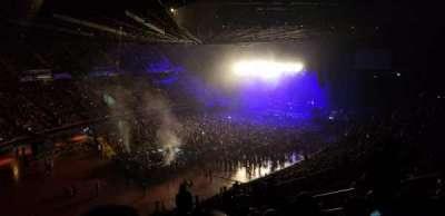 The Forum, secção: 204, fila: 9, lugar: 11