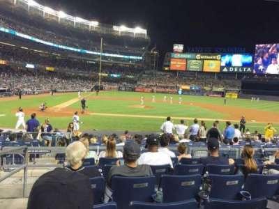 Yankee Stadium secção 117A