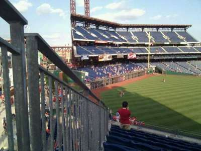 Citizens Bank Park secção 245