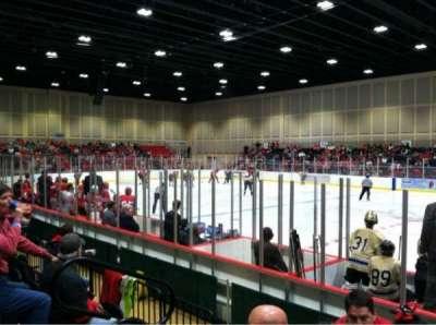 Akins Ford Arena at The Classic Center, secção: 103, fila: E, lugar: 12