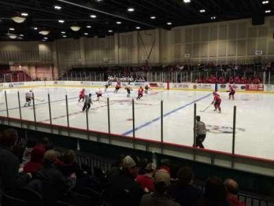 Akins Ford Arena at The Classic Center, secção: 113, fila: G, lugar: 18