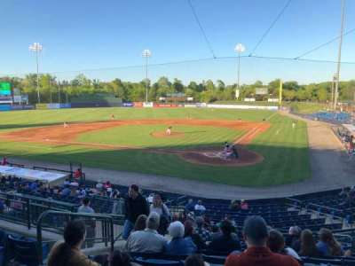 State Mutual Stadium, secção: 204, fila: 11, lugar: 4
