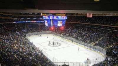Madison Square Garden secção 414