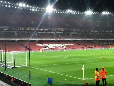 Emirates Stadium secção 5