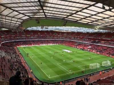 Emirates Stadium secção 105