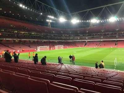 Emirates Stadium secção 1