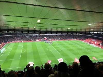 Emirates Stadium secção 114