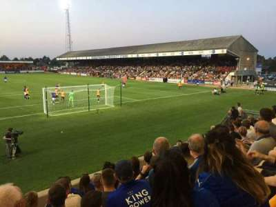 Abbey Stadium secção J2