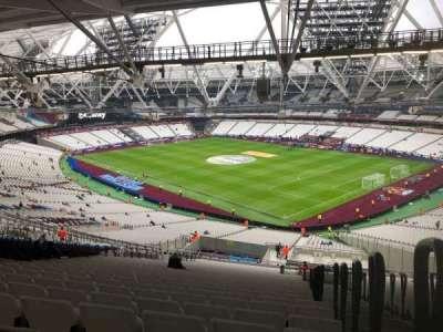 London Stadium secção 243