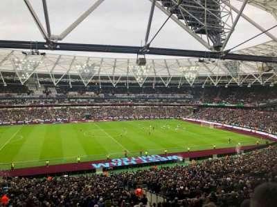 London Stadium secção 234