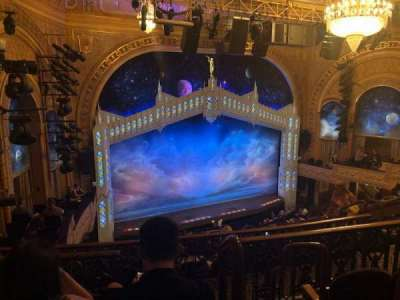 Eugene O'Neill Theatre secção Mezzanine L