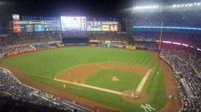 Yankee Stadium secção 322S