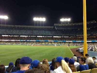 Dodger Stadium secção 51fd