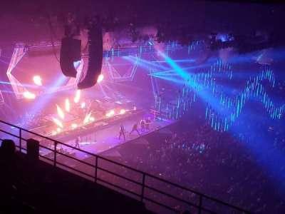 Royal Farms Arena secção 311