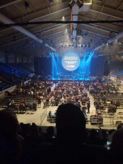1st Summit Arena secção 20