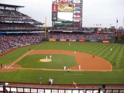 Citizens Bank Park secção 216