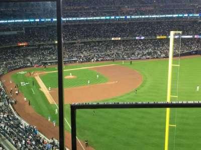 Yankee Stadium secção 407B