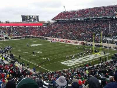 Spartan Stadium secção 19