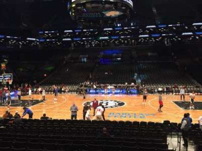 Barclays Center secção 24