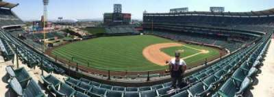 Angel Stadium secção V410
