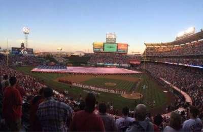 Angel Stadium secção C322