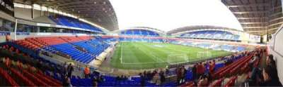 University of Bolton Stadium secção South Stand Lower
