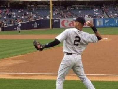 Yankee Stadium secção 014B