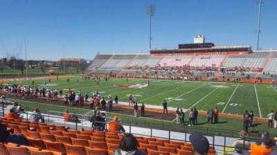 Doyt Perry Stadium, secção: 18, fila: 22, lugar: 29