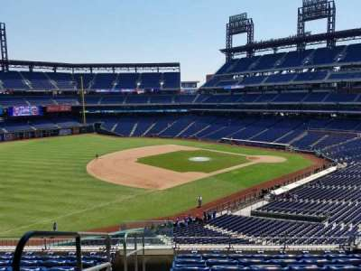 Citizens Bank Park secção 233