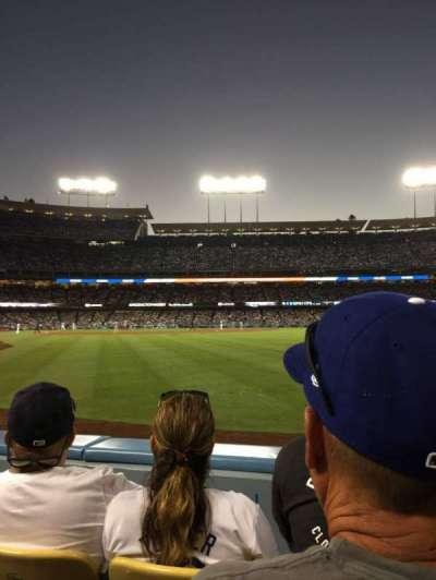 Dodger Stadium secção 52fd