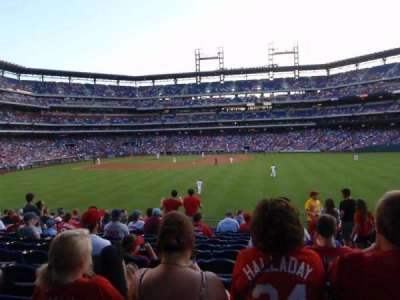 Citizens Bank Park secção 103