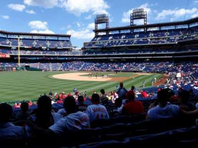 Citizens Bank Park secção 138