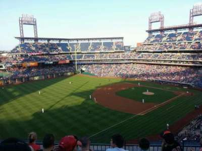 Citizens Bank Park secção 331