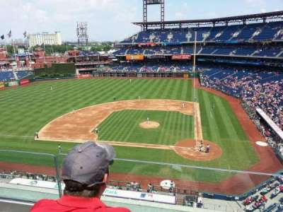 Citizens Bank Park secção 324