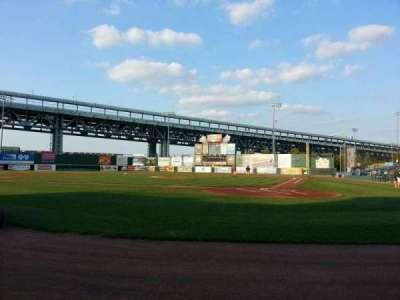 Campbell's Field, secção: 114, fila: A, lugar: 2