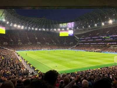 Tottenham Hotspur Stadium secção 115