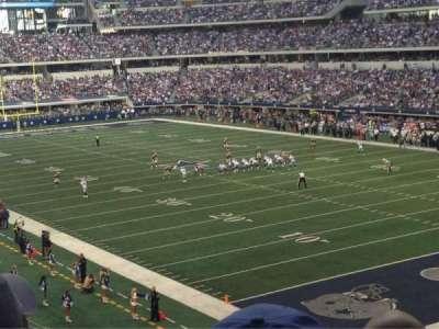 AT&T Stadium secção 227