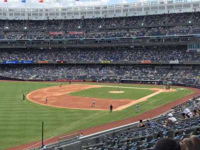 Yankee Stadium secção 230
