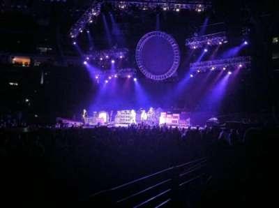 Oakland Arena secção 101