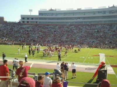 Bobby Bowden Field at Doak Campbell Stadium secção 9