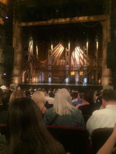 PrivateBank Theatre, secção: Orchestra C, fila: T, lugar: 114