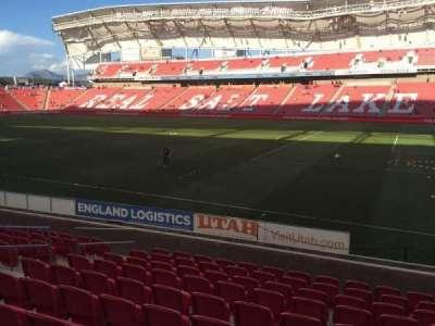 Rio Tinto Stadium secção 15
