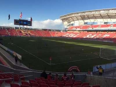 Rio Tinto Stadium secção 13