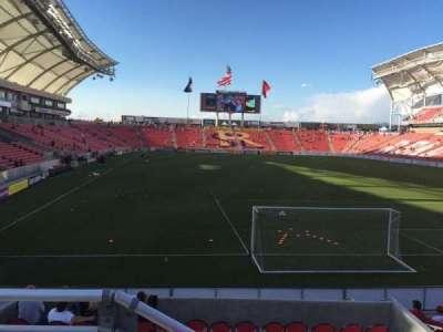 Rio Tinto Stadium secção 12